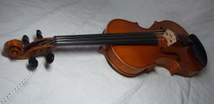 violin 1 by sacral-stock