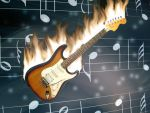 While My Guitar Gently Weeps by carlosnani