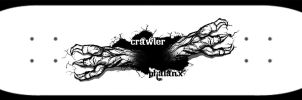 Phalanx skateboards - Crawler by r3akc3