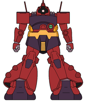 MS-09H Dowadge Reinforcement by ironscythe
