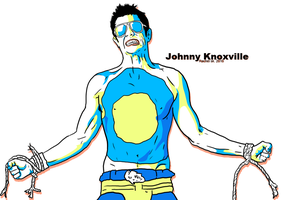 Johnny Knoxville by addictedsp8