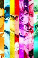 STEINS GATE iPod Wallpaper 1 by BonBonToro