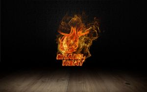 MIAMI HEAT by SUPERMAN3D