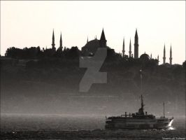 Istanbul Series I by VicomtedeValmont