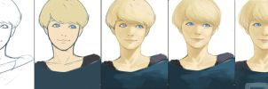 Smile progress. by mkw-no-ossan