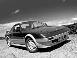 Toyota MR2 by Mad-Murphy