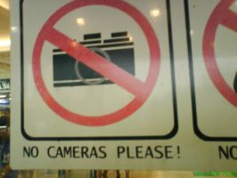 No Cameras Please by Fifi-ariadi