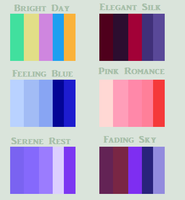 MLP Palette Adopts :OPEN: by HopeForTheFuture13