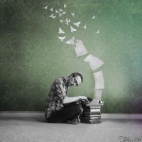 Magical Typewriter***** by Thelema001