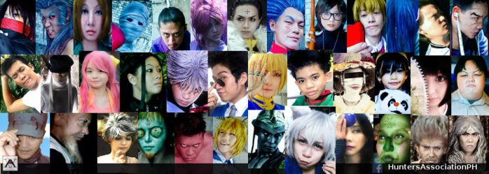 HUNTER X HUNTER FULL by Aienm