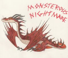 Monstrous Nightmare by Maszeattack