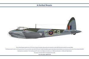 Mosquito 105 Sqn 2 by WS-Clave