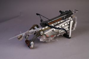 Wrist crossbow by MrTannerWhite