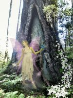 The Fairy of Light and Growth by agosbeatle