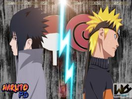 Collab Naruto Y Sasuke by Wilder131296