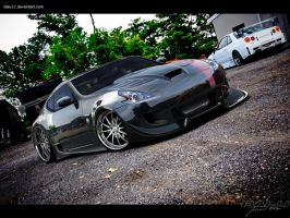 Nissan 370Z by Balu32