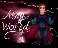 Aing World - Kevin by Iakop