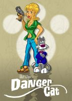 Danger Cat Duo by DC-Tiki