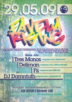 favela rising flyer by sounddecor