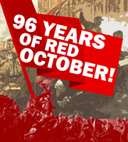 96 Years of Red October by Party9999999