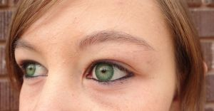 Stock Natural Green Eyes by TalesOfNightWing
