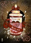 Eat me by Sybary
