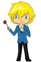 Tamaki Suoh Chibi~ by Goobster180