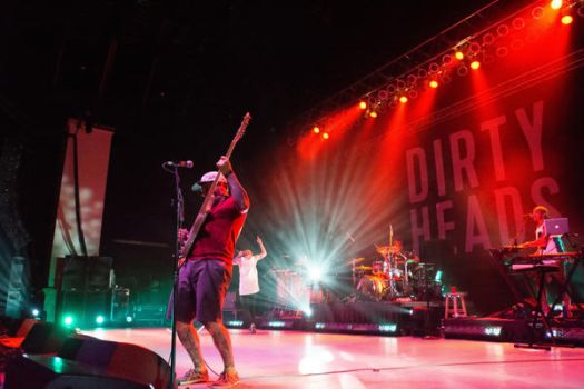 Dirty Heads - St Augustine Amphitheatre by codemics