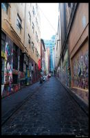 Hosier Lane by DanielleMiner