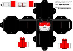 Cubee - Metroplex '1of2' by CyberDrone