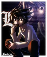 L +death note+ by ArchiveN