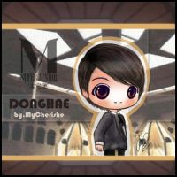 SJ-M Perfection_Donghae by MyCherishe