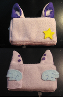 Flossie DS lite case by Troggums