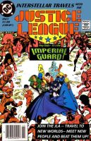 The Justice League meets the Imperial Guard! by Gwhitmore