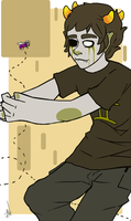 Sollux Captor by KumoHolic