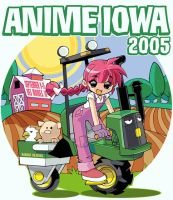 Anime Iowa 2005 by Banzchan