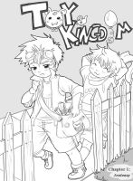 TK Chapter One: Jealousy Pg.1 by conmandamned
