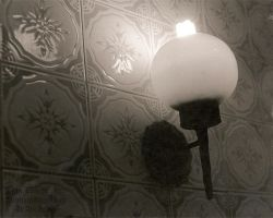Lamp by RedClock