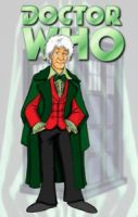 The 3rd Doctor by Gorpo