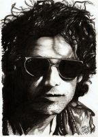 Andres Calamaro by Taiel