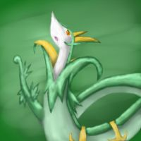 Serperior by Shinkou-san