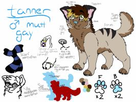 tanner- february 2015 official reference by AgentAnarchy