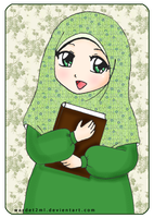 Light of hijab 2 by wardet2ml