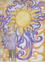 Tangled-Bleed out the .: Sun :. by X-Miss-Valerie-X