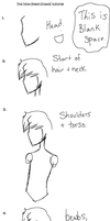 Steph's drawing tutorial by BloodThirstyZompire