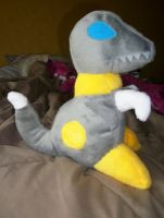 Plush Grimlock: For Sale by Ty-Chou