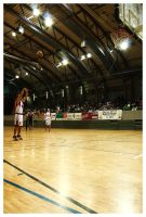 Free Throw by fL0urish