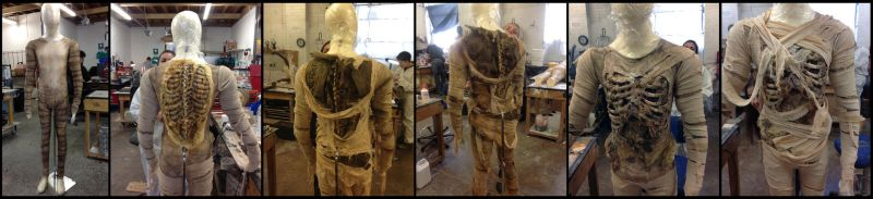 Dr Who - Mummy on the Orient Express - Body by Kaduflyer
