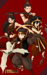 Avatar- In the Fire Nation by meru-chan