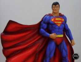 Superman Comic 001 by ddgcom